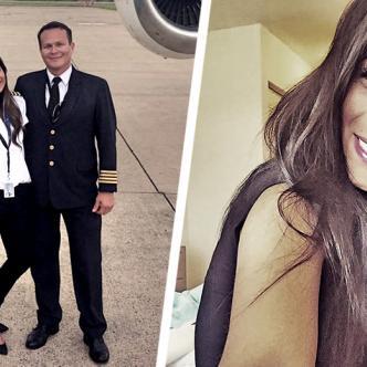 Sisy Gabriela Arias Paraviciny, de 27 años, fue estudiante de medicina, modelo, trabajó en televisión y antes de morir se dedicó a la aviación. | Facebook
