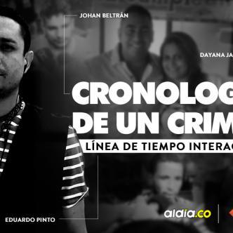 Eduardo Pinto Viloria fue asesinado el pasado 4 de mayo. Lo que se creía era un robo terminó convirtiéndose en una macabra historia que involucró a su esposa y a su conductor. | Foto: ALDIA.CO