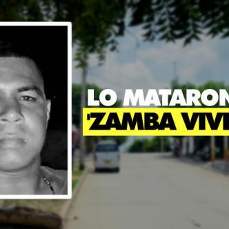 En la calle 51C con 2, barrio Carrizal, se presentó una riña entre la pandilla 'Los Zamba Vive 100' y otro combo, en la que resultó asesinado Duván Torres. | Luis F. De La Hoz / ALDIA