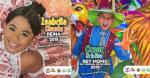 César Andrés De la Hoz Padilla e Isabella Sofía Chacón Ruiz, reyes del Carnaval de los Niños 2019. | Carnaval de Barranquilla