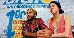 Carlos y Valentina. Ella tiene 37 semanas de embarazo. | AL DÍA