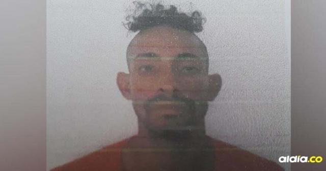 Roger Valencia López, alias Chorote, alias Chorote. | Cortesía
