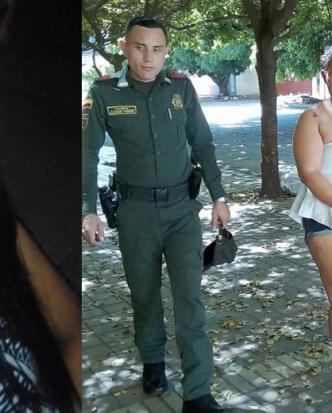 Luzmery Noriega Canoles, de 21 años, fallecida y Yobeidis Paternina capturada.
