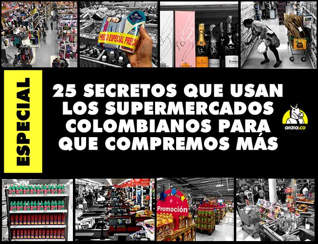 Los más importantes almacenes colombianos se toman muy en serio el estudio del comportamiento humano y aplican casi cada regla que pueda incrementar sus ventas.  | ALDIA.CO