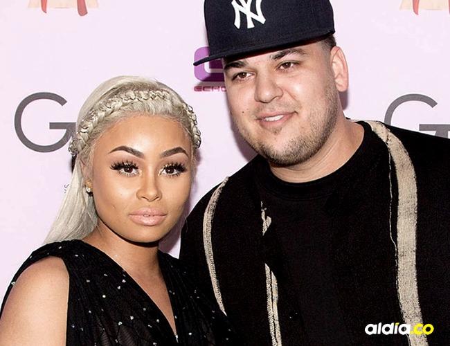 Rob Kardashian y Blac Chyna son conocidos por su polémica relación   The Cut